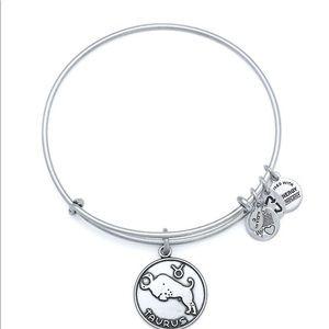 Alex and Ani Taurus Bracelet.